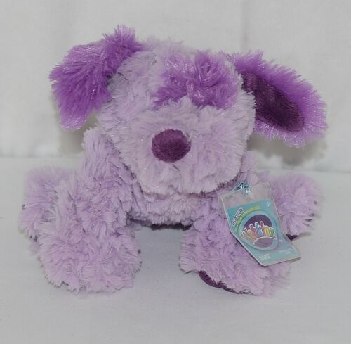 GANZ Brand Webkinz Collection HM672 Adopt a Pet Grape Soda Puppy