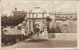 Malta old Mdina Gate - $5.00