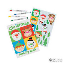 Cheery Christmas Activity Set - $7.23