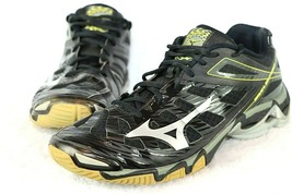 Mizuno RX3 Mens Wave Lightning  Indoor Volleyball Shoes 11W - $42.97