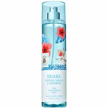 Bath and Body Works HAVANA - TROPICAL VANILLA & CHERIMOYA Fine Fragrance... - $9.89