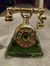 Vintage Avon La Belle Telephone 1 oz. Bottle Sonnet Perfume Very Good Co... - $14.03