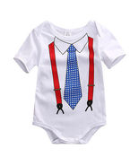 Baby Boy Clothes, Baby Outfits, Newborn Baby Rompers Clothing Baby, Shor... - $8.80