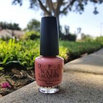 OPI nail polish * Mediterraneran Moonlight * NL E23 * Discontinued - $14.80