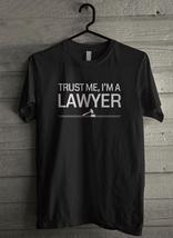 Trust me I'm a Lawyer - Custom Men's T-Shirt (5118) - $19.13+