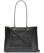 DKNY Mott Leather Logo Tote MSRP: $248 - $99.00