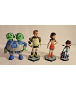 Disney Store Miles From Tomorrowland Figurine Playset figures Cake Toppe... - $12.19