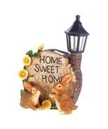Solar Home Sweet Home Bunnies - $23.39