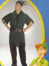 PETER PAN ADULT COSTUME sized 42 to 46 - $48.00