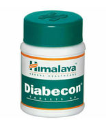 1 Btl Diabecon Himalaya Herbal 60 tabs Officially Longer EXP FREE SHIPPING - £11.56 GBP