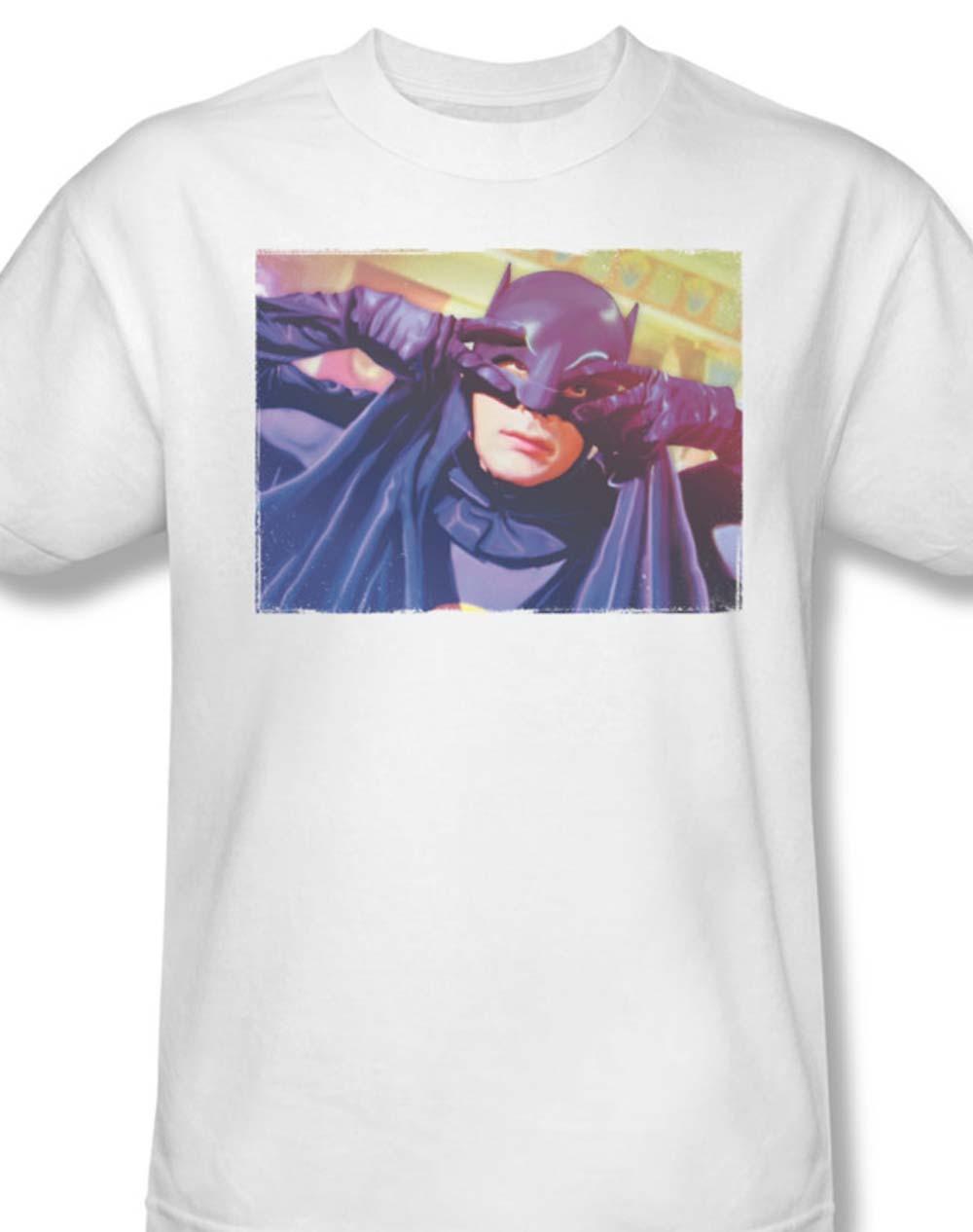 Bmt123 at batman dc comics batusi white  tshirt