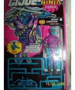 "GI Joe Ninja Force ""Night Creeper"" - $31.19"