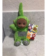 """Teletubbies 7"""" Soft Plush Dipsy Green Spin Master 2016 Stuffed Doll A8 - $12.95"""