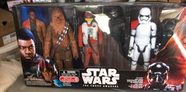 """Star Wars The Force Awakens 12"""" Figure 6 PACK dolls Target Exclusive NEW! - $32.90"""