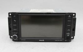 11 12 CHRYSLER TOWN COUNTRY RADIO INFORMATION DISPLAY SCREEN OEM - $197.99