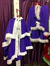 Purple - Father Christmas & Miss Christmas  - $64.79