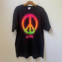 PEACE SAN FRANCISCO T-SHIRT SIZE XL - $28.71