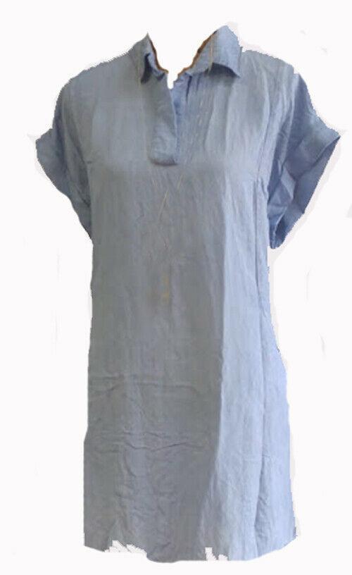 Women Fringe Jean Dress