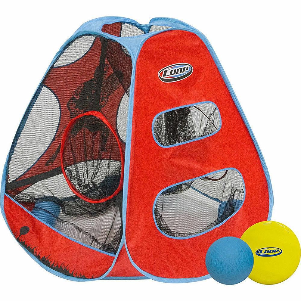 Coop Hydro 5-in-1 Swimming Pool Yard Basketball FootBall Frisbee Lacrosse Game