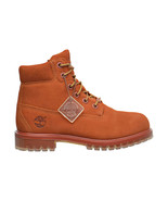 Timberland 6 Inch TPU Outsole Waterproof Suede Prm Big Kid's Boots Rust ... - $134.95