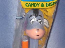 "Winnie the Pooh ""Eeyore"" Candy Dispenser by PEZ (B). - $10.00"
