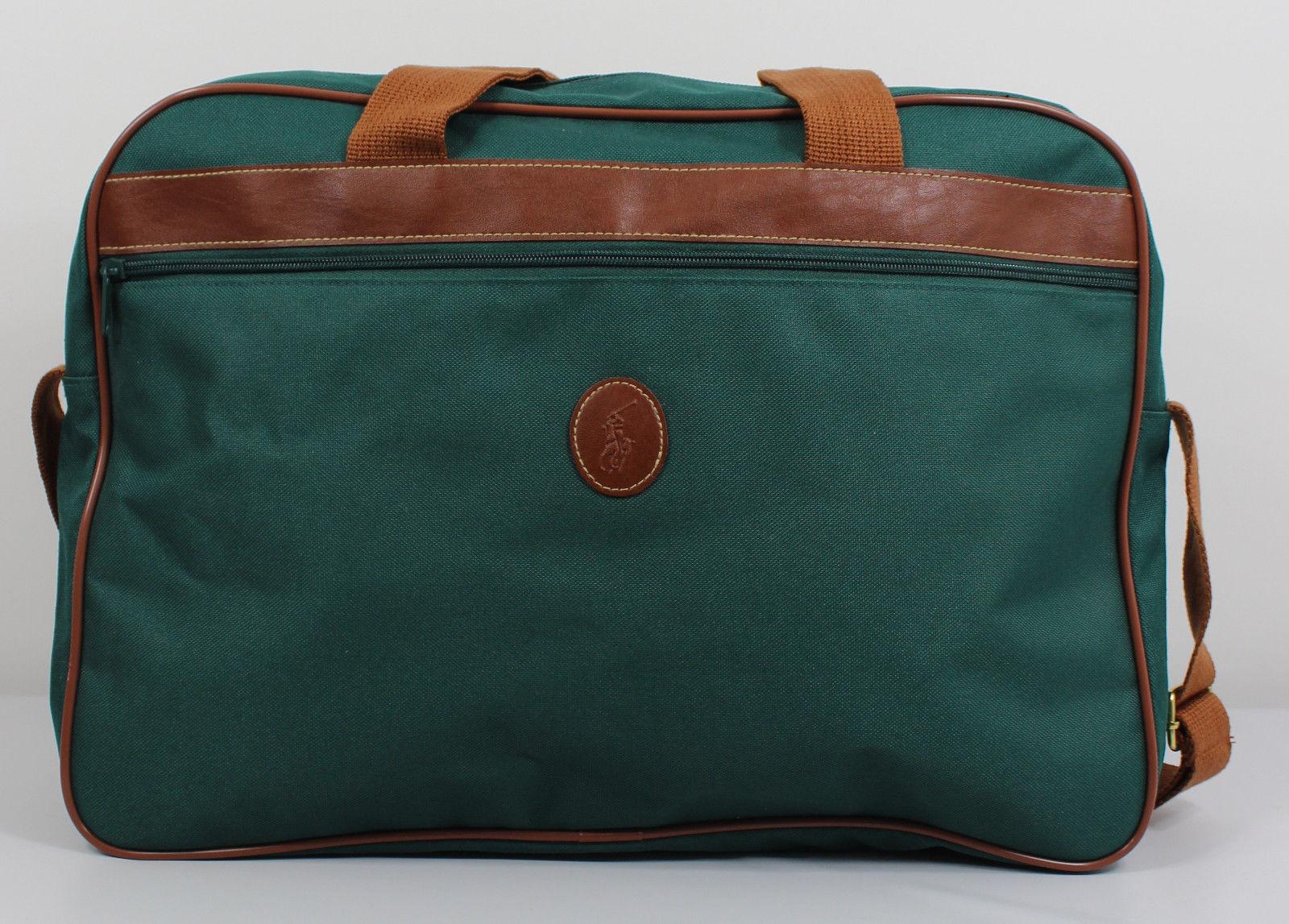 ralph lauren newbury purse big pony orange