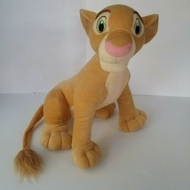 *Large* Nala Disney 'The Lion King' Cub Soft Plush Stuffed Animal Doll T... - $11.82