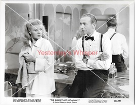 Fred Astaire Ginger Rogers Bathroom Original The Barkleys of Broadway Photo  - $19.99
