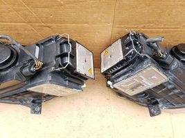06-10 Volkswagen Passat Afs HID Xenon Headlight Head Lights Lamps Set L&R image 7