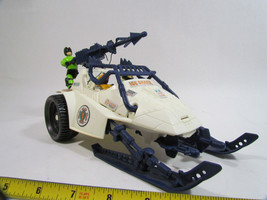 Vintage 1993 GI G.I. Joe ARAH Ice Snake with Heat Viper, and More  - $59.75
