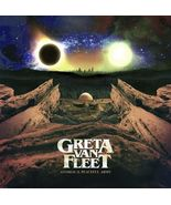 Greta Van Fleet Anthem Of The Peaceful Army CD Album 2018 BRAND NEW SEALED - $14.50