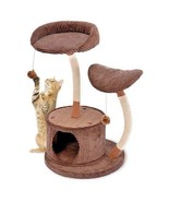Two Level Lounge Activity Center with Retreat Hide Away - £50.22 GBP