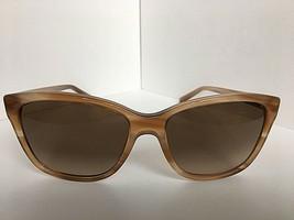 New Elegant GIVENCHY SGV 811 0AGD 56mm Opal Havana Women's Sunglasses - $149.99