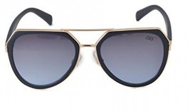 Premium Mens And Womens Aviator Sunglasses Plastic And Metal Frame (GOLD... - $32.91