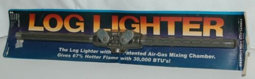 Blue Flame LLTCMLPG Liquid Propane Gas TStyle Log Lighter