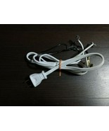 Hamilton Beach Food Processor 702R Replacement Power Cord Plug Cable OEM  - $11.83