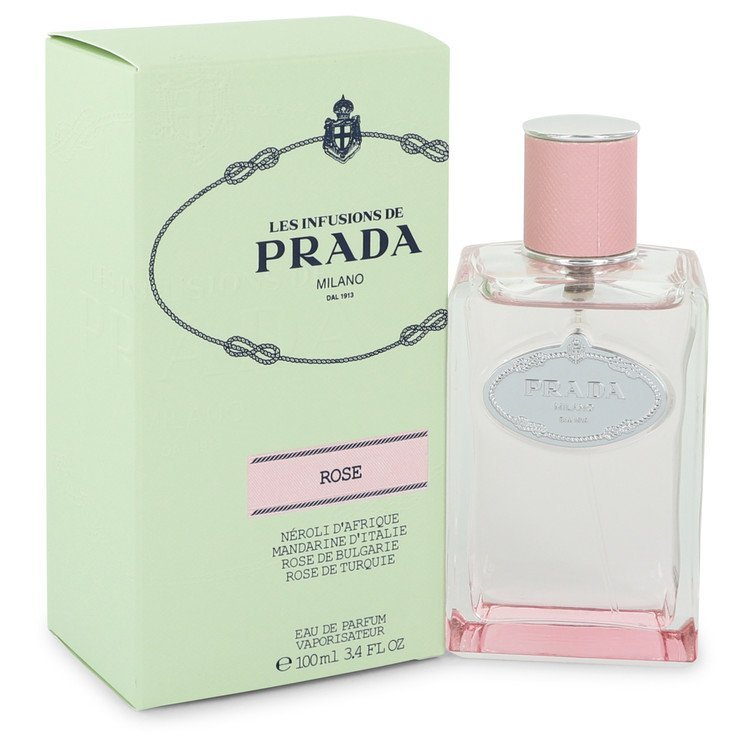 Prada Infusion De Rose 3.4 Oz Eau De Parfum Spray