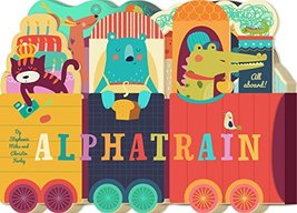 Alphatrain (On-Track Learning) [Board book] Miles, Stephanie; Farley, Ch... - $7.71