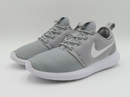 Nike Roshe Two 844931-009 Women's Running Shoes Wolf Grey/White Size 7.5 - $44.99