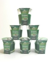 6 Glade Evergreen Forest 3.4 Oz Ltd Edition Frozen 2 Scented Green Candl... - $31.67
