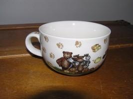 Gently Used Cardew Design 2004 BOYDS Bears 25 Year Anniversary Coffee Cup Mug –  - $7.69