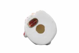 Set of (7) Genuine Bone China Christmas Sheep Figurine Ornament Lot Figure image 6