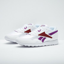 Reebok Men's Classic Rapide OG Trainers Running Shoes CN6002 White - $65.94
