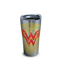 Wonder Woman Icon Stainless Steel Tumbler With Hammer Lid 20 oz Tervis® ... - $36.98