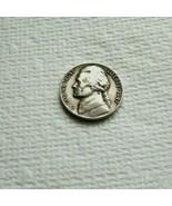 """1947-D """"Jefferson Nickel"""" Five Cents U.S.A. Coin! 5c Denver Mint - """"Mont... - $2.45"""