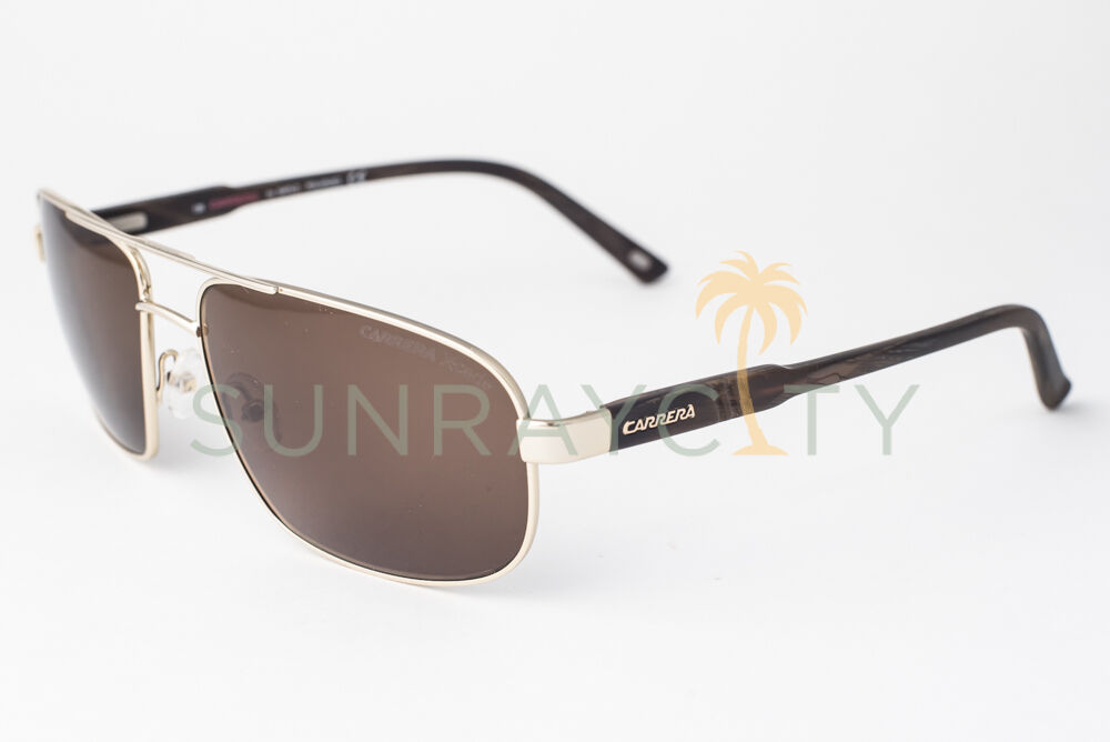 Primary image for Carrera 7015 Xcede Gold / Brown Sunglasses 7015/S 5GP