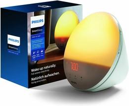 Philips Wake-up Light Hf3519/01 - Alarm Clock Light With Simulation Of - $344.63