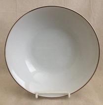 R. H MACY & CO. SERVING/SOUP BOWLS FINE PORCELAIN WHITE SET/3 MADE IN JA... - $59.90