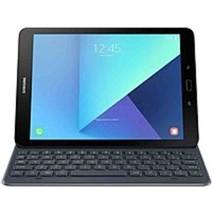 SAMSUNG EJ-FT820USEGUJ Bluetooth Keyboard Cover For Galaxy Tab S3 - Dark... - $92.12