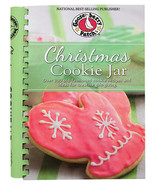 Gooseberry Patch's Christmas Cookie Jar cookbook hardcover and spiral bo... - $29.99